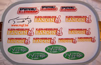 badges borduren