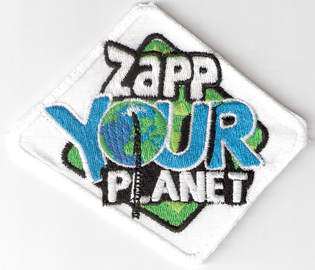 borduren badges ZAPP